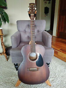 Mitchell Acoustic Electric Guitar Model T333E-BST