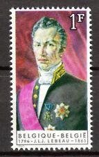 Belgium - 1965 Joseph Lebeau - Mi. 1408 MNH