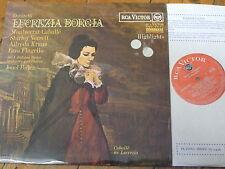 SB 6758 Donizetti Lucrezia Borgia (h/ls) / Caballe etc. GRVD O/S
