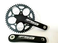 FSA Road Bike Omega Crankset 172.5mm 10 11 Speed 50T 34t 110BCD Shimano BB30