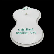 4/10/20Pcs Gold Hand Healthy-pad Replacement Electrode Pads Massage Patches