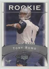 2003 Upper Deck Sweet Spot /675 Tony Romo #143 Rookie
