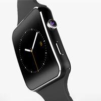 Men Women Bluetooth Smart Wrist Watch Smartwatch SIM Slot For iPhone Android New