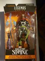 Marvel Legends Brother Voodoo Figure - BAF Dormammu - NEW SEALED Hasbro