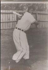 Luke Easter Cleveland Indians First Baseman Negro Leagues Slugger 4x6 B&W Photo