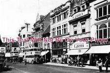 NH 206 - Mercers Row, Northampton, Northamptonshire - 6x4 Photo