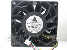 Delta TFC1212DE 12038 12V 3.90A 12CM cooling fan M2414 QL -