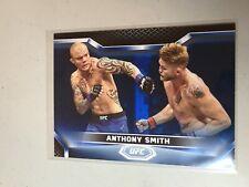 F50571 2020 Topps UFC Knockout Blue /75 Anthony Smith