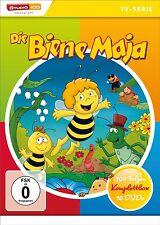 complete Box set THE BEE MAJA 104 Episodes TV series 16 DVD KOMPLETTBOX