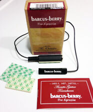 Barcus-Berry 1457XL Outsider Piezo Acoustic Guitar Pickup w/ 2' Cable & Jack