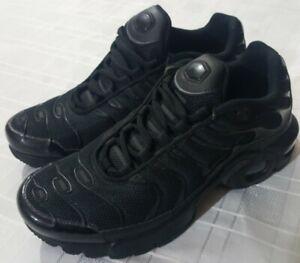 Nike Air Max TN boys (unisex) trainers  size 4