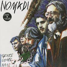 NOMADI GENTE COME NOI VINILE LP BLU NUMERATO RSD 2017 NUOVO SIGILLATO