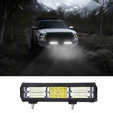 288W LED Arbeitsscheinwerfer 12V 24V 6D Offroad Scheinwerfer Traktor Bagger SUV