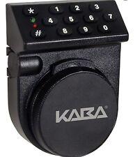 Kaba Mas Auditcon Model 52 Deadbolt Lock Package Vertical Keypad