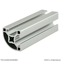 80//20 Inc 40mm x 80mm Aluminum Extrusion 40 Series 40-4082-Lite x 1220mm N