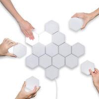Quantum Lamp Led Hexagonal Lamps Modular Touch Lighting Night Light Home Decor