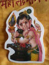 Aufkleber goa psy hippie sticker indien inde Ganesha Ganesh Shiva yoga om gott