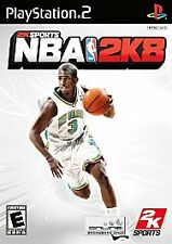 NBA 2K8 PS2 PLAYSTATION 2 DISC ONLY