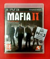 Mafia II - PLAYSTATION 3 - PS3 - USADO - BUEN ESTADO
