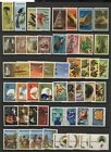 Papua New Guinea Collection Commemorative Stamps Sets Unmounted Mint