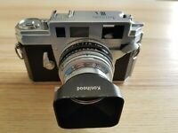 Konica IIIA, refurbished