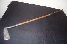 Vintage Wright Ditson Kro Flite Antique Wood Shaft Golf Club