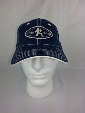 Elvis Presley The King Graceland Hat Cap Blue & White Cotton OSFA