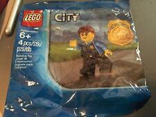 Lego City Chase McCain mini Figure