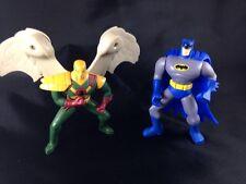 Batman Brave and the Bold McDonalds Action Figures Batman and Hawkman