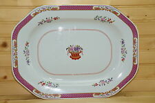 "Spode Lord Calvert Y5351  Large Oval Serving Platter, 14 1/4"" x 10 3/4"""
