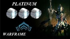Platyna platina platinum Warframe for PC - 1000 plat