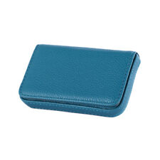 Men&Women Pocket PU Leather Business ID Credit Gift Card Holder Case Wallet Cool