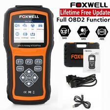 FOXWELL NT630 Plus OBD2 Scanner Car Diagnostic Tool ABS SRS Airbag SAS Reset