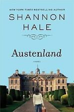 Austenland: A Novel by Hale, Shannon, Good Book