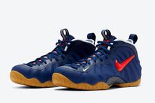 Nike Air Foamposite Pro Blue Void Men's Sneakers Casual Shoes Limited CJ0325-400