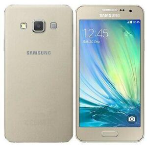 "Samsung Galaxy A3 2015 (A300FU) Unlocked Android Smartphone 16GB 4.5"" 8MP"