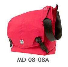 Crumpler 8 Million Dollar Home MD-08-08A Camera Bag Laptop bag(red/dk red)