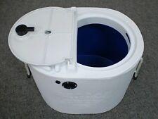 Keep Alive 14 Gallon Fishing Bait Tank KA14461 WB Fish Livewell & KA500 Aerator