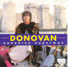 DONOVAN SUNSHINE SUPERMAN (LADY OF THE STARS) CHARLY CD REISSUE