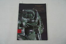 Catalogue SOTHEBY'S NEW YORK 05.12.1991 CARL MILLES Private collection Scuplture