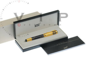 MONTBLANC LIMITED EDITION 4810 ALEXANDER THE GREAT FOUNTAIN PEN STYLO PLUME 1998