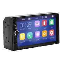 "7"" 2 Din Car Radio Bluetooth MP5 Player TF Head Unit Stereo DVR-in AUX FM"