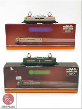 Z 1:220 escala Märklin mini-club trenes locomotora locomotive Set 8857 + 8858 <