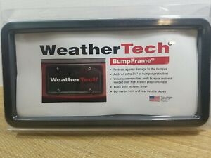 WeatherTech Bump Frame License Plate Frame ~ FREE SHIPPING