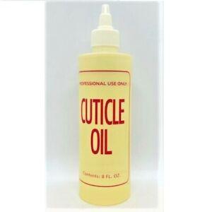 Cuticle Oil Pineapple Scented Salon Professional, 8 oz
