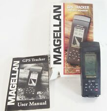 Magellan GPS Satellite Tracker Navigator Hiking Outdoor Camping Handheld
