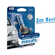 Philips H8 12V 35W PGJ19-1 WhiteVision 2st. Blister 12360WHVB1