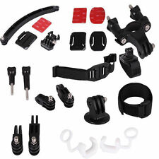 NEW 8 in 1 Mount Riding Accessories Set kit for Gopro HD Hero 1 2 3 3+ Camera