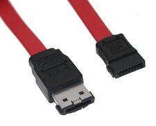 eSata to Serial ATA (SATA) 7 Pin 0.8m 3Gbps Cable new