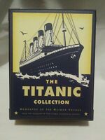The Titanic Collection Mementos Of The Maiden Voyage In Attractive Box. B31